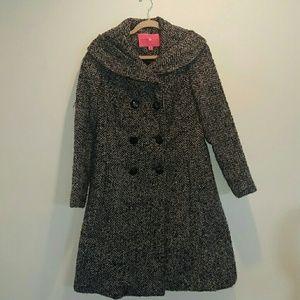 Ivanka Trump Herringbone Coat